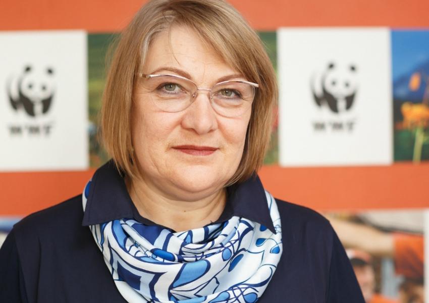 Виктория Элиас, директор природоохранных программ WWF России