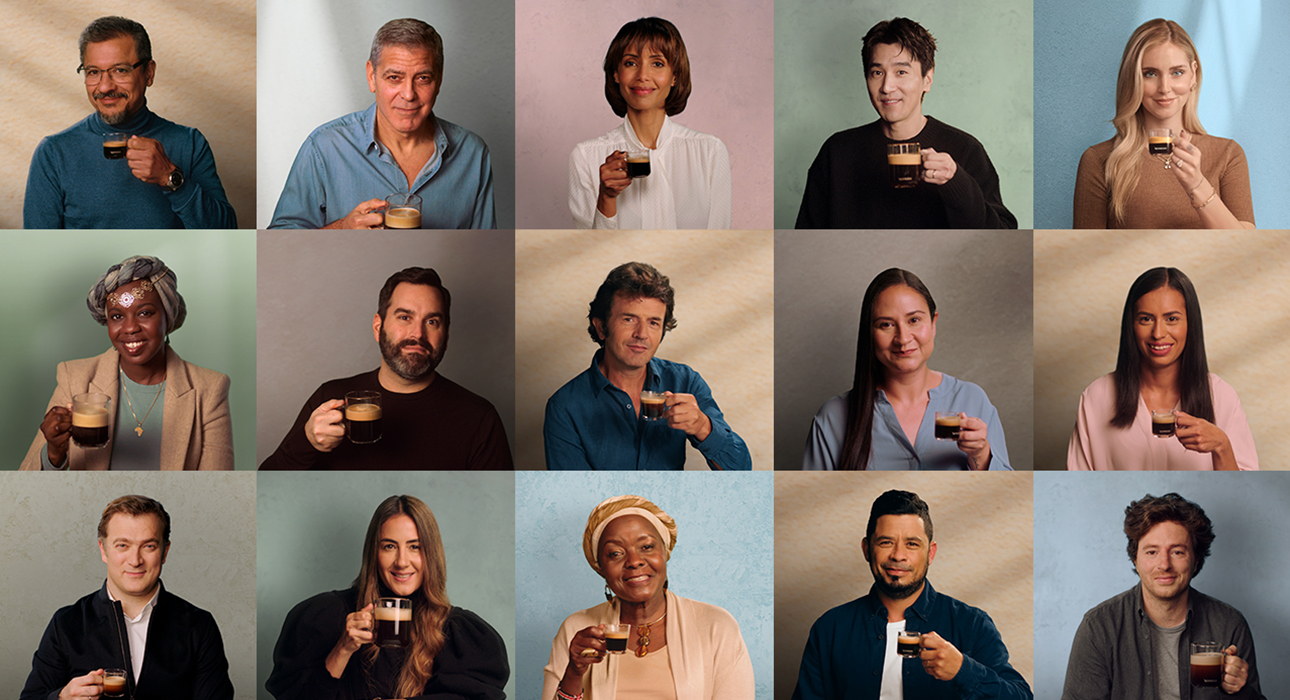 Nespresso: кампания Made with Care — с заботой о фермерах и экологии