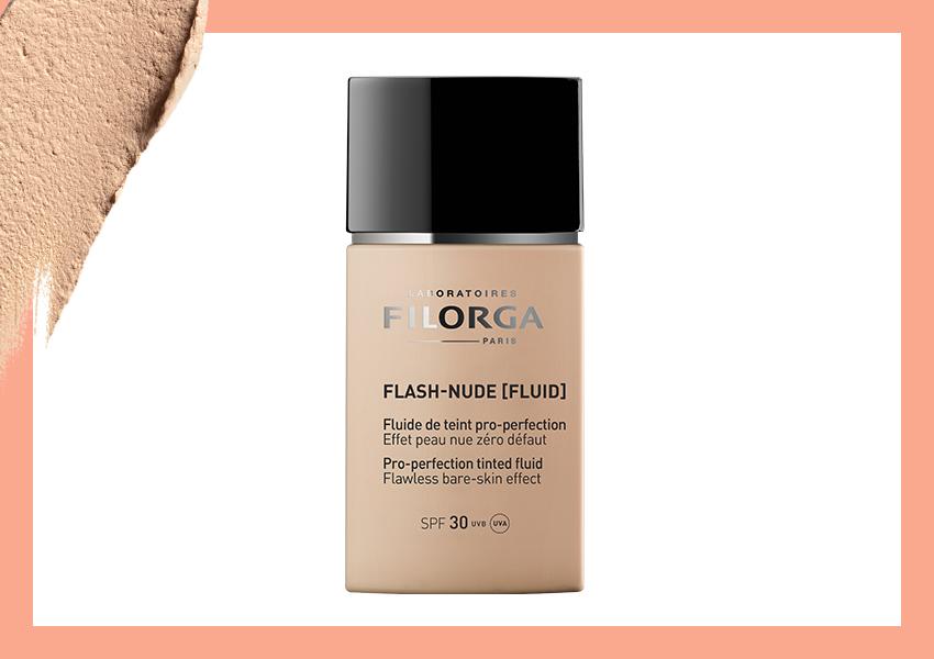 Совершенствующий тональный флюид Flash Nude, Filorga