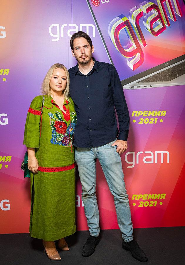 Татьяна Сабуренкова и Ян Кооманс (Posta-Magazine)