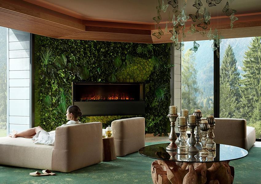 Lefay Resort & SPA Dolomiti (Пинцоло, Италия)