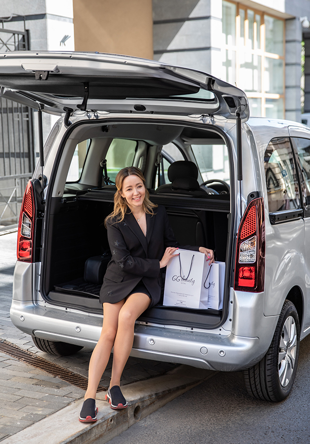 Opel Combo Life — лучший помощник для красивого бизнеса