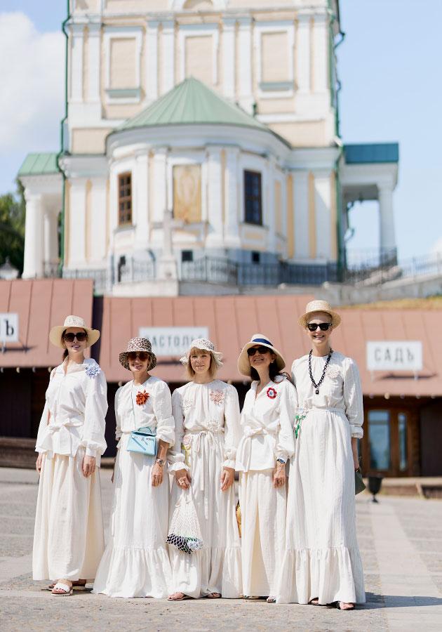 Ирина Зарькова, Оксана Бондаренко, Виктория Газинская, Екатерина Пугачева, Дарья Лисиченко