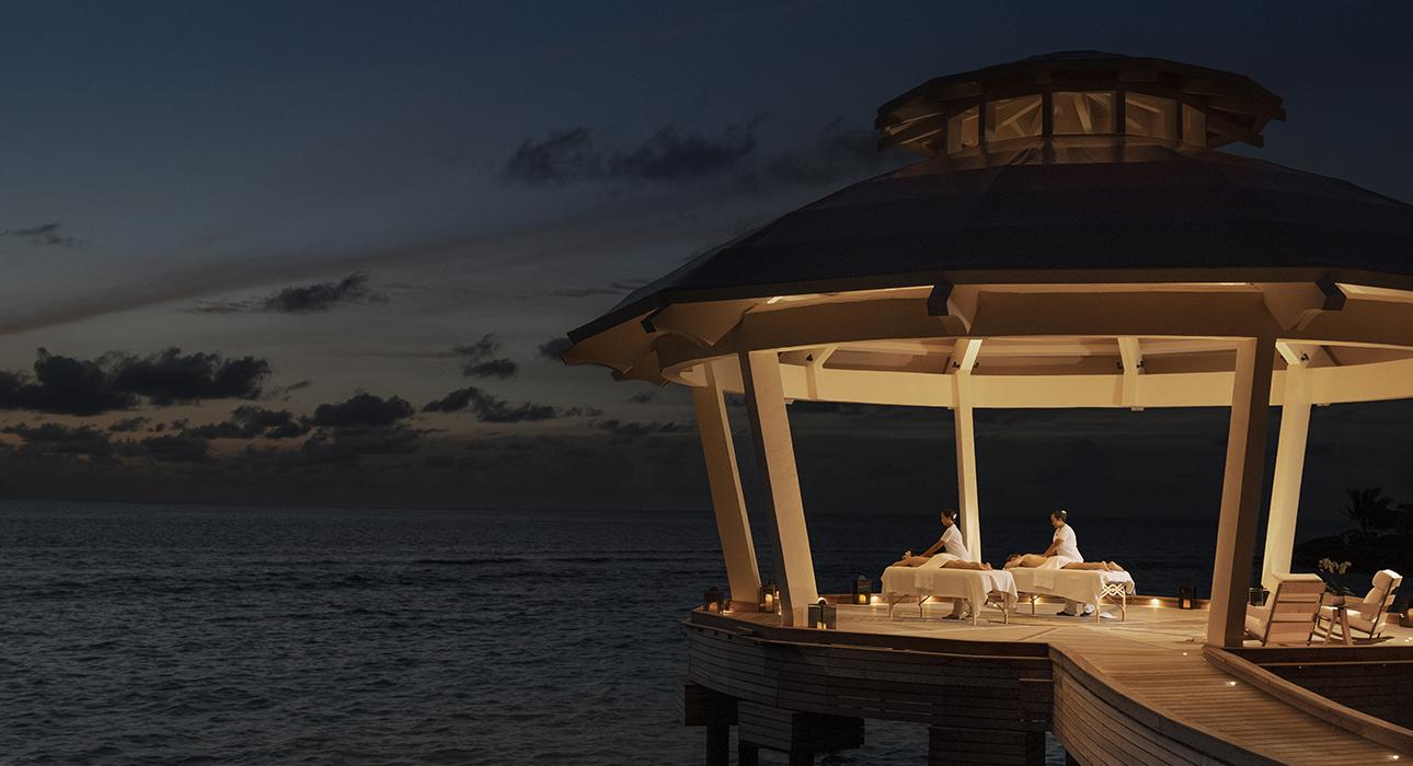Waldorf Astoria Maldives Ithaafushi (Мальдивские острова)