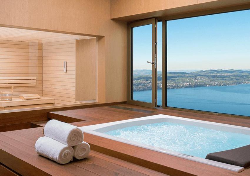 Bürgenstock Hotel & Alpine Spa (Штанстад, Швейцария)