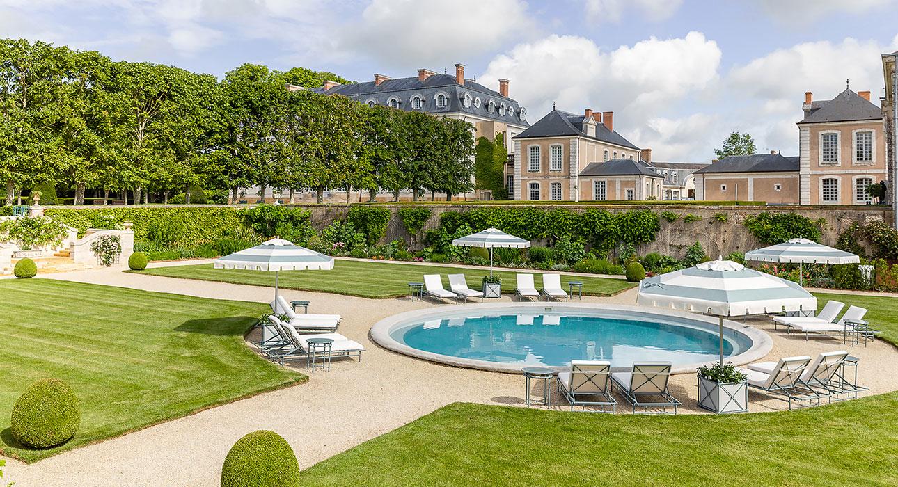 Hotel Château du Grand-Lucé
