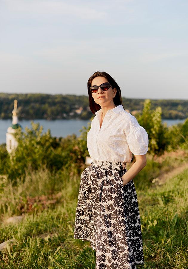 Екатерина Пугачева, колумнист Posta-Magazine, председатель жюри The World's 50 Best Restaurants региона Россия, Восточная Европа, Центральная Азия