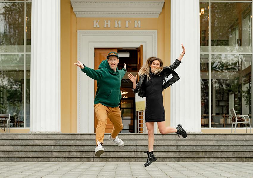 Никита Тарасов и Рената Пиотровски