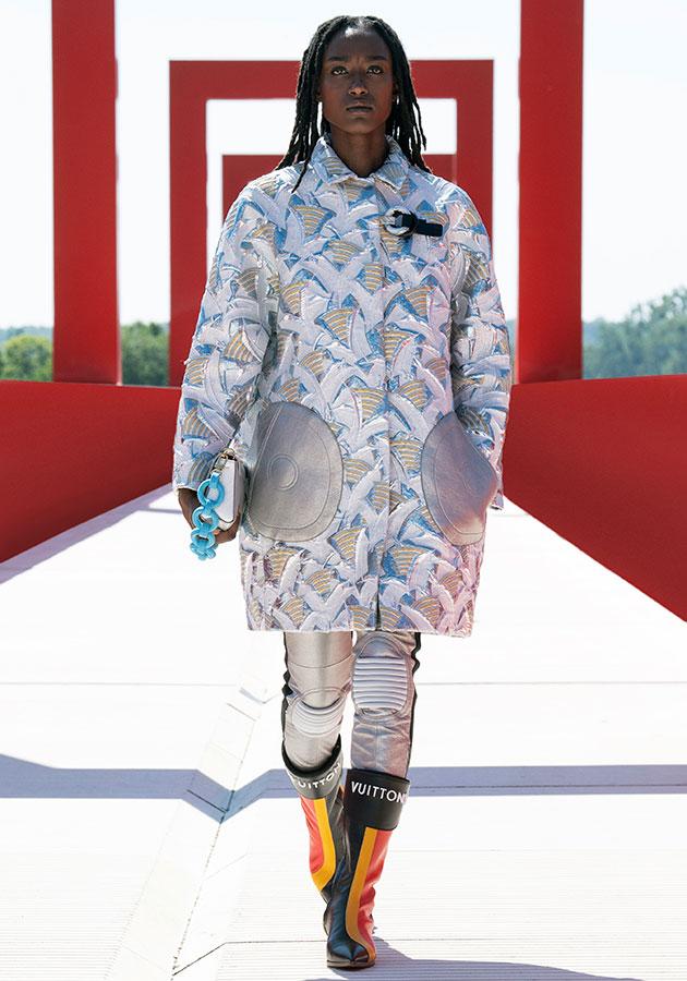Style Notes: новая круизная коллекция Louis Vuitton как прививка оптимизма