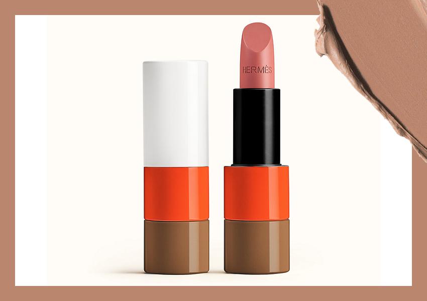 Атласная губная помада Rouge Hermès, Beige Ébloui Limited Edition, Beauté Hermès
