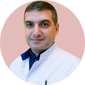 Роберт Айрапетян, врач-косметолог, ведущий дерматовенеролог Европейского Медицинского Центра