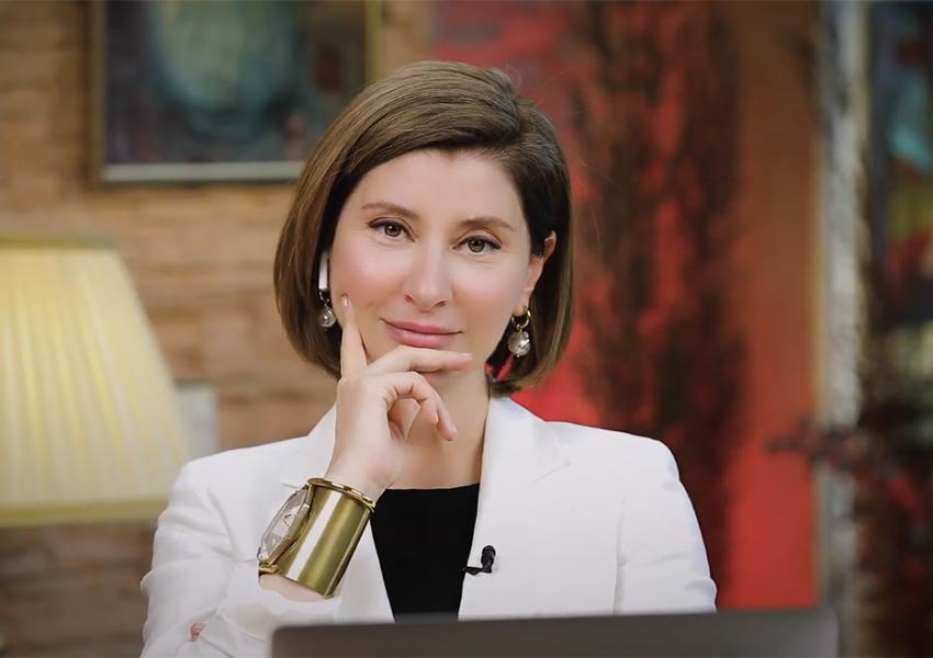 «Просто о сложном»: интервью-шоу с Софико Шеварднадзе выходит на YouTube