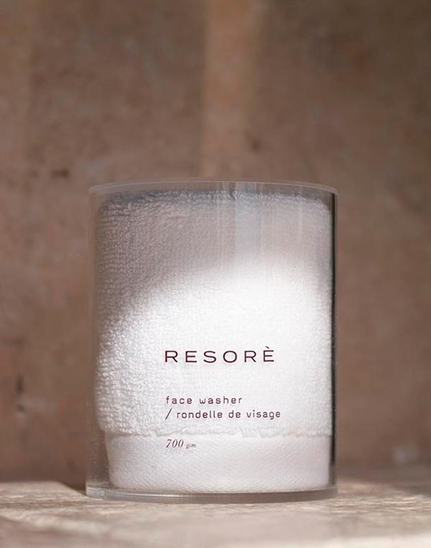 Полотенце для лица Resoré