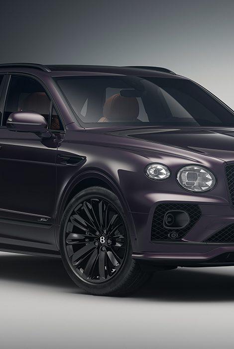 Bentley Russian Heritage: эксклюзивная «балетная» серия Bentayga Speed