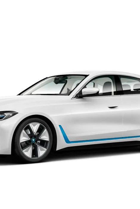 Новый BMW i4 — первый в мире полностью электрический Gran Coupe