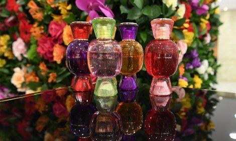 Бьюти-событие: запуск парфюмерной коллекции Bvlgari Allegra