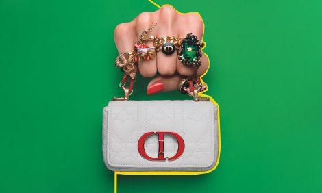 Style Notes: новая коллекция сумок Dior Micro Bags