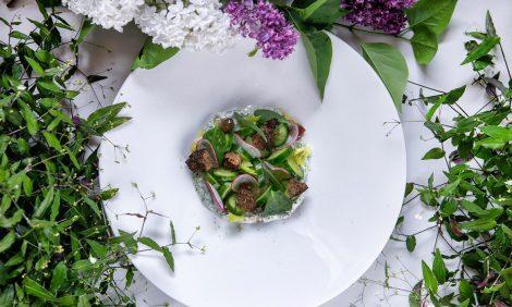 Едим не дома: летний сад Levantine, открытие Merlion Dine & Cocktails и гастроли El Copitas Bar в сочинском Bar London