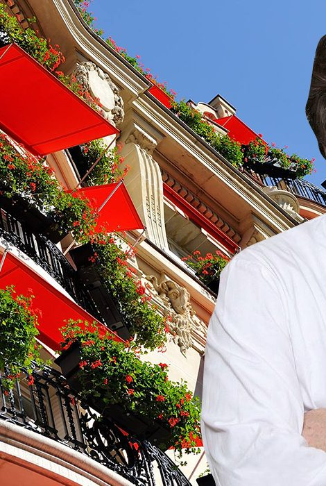 Travel News: новым шефом Plaza Athénée станет Жан Имбер
