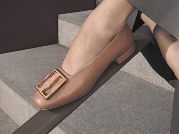 Shoes & Bags Blog: капсульная коллекция обуви Ferragamo Let's Dance