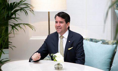 Travel Exclusive: генеральный директор Mandarin Oriental Ritz, Мадрид Грег Лидделл — есть ли жизнь после пандемии?