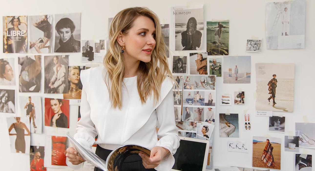 Александра Мак, основательница и дизайнер молодого бренда женской одежды Mavelty
