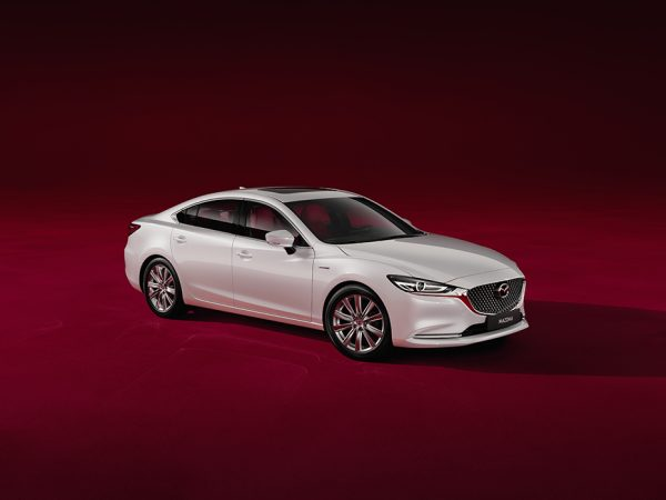 «Владыка мысли»: обновленные модели Mazda Century Edition в честь столетия бренда