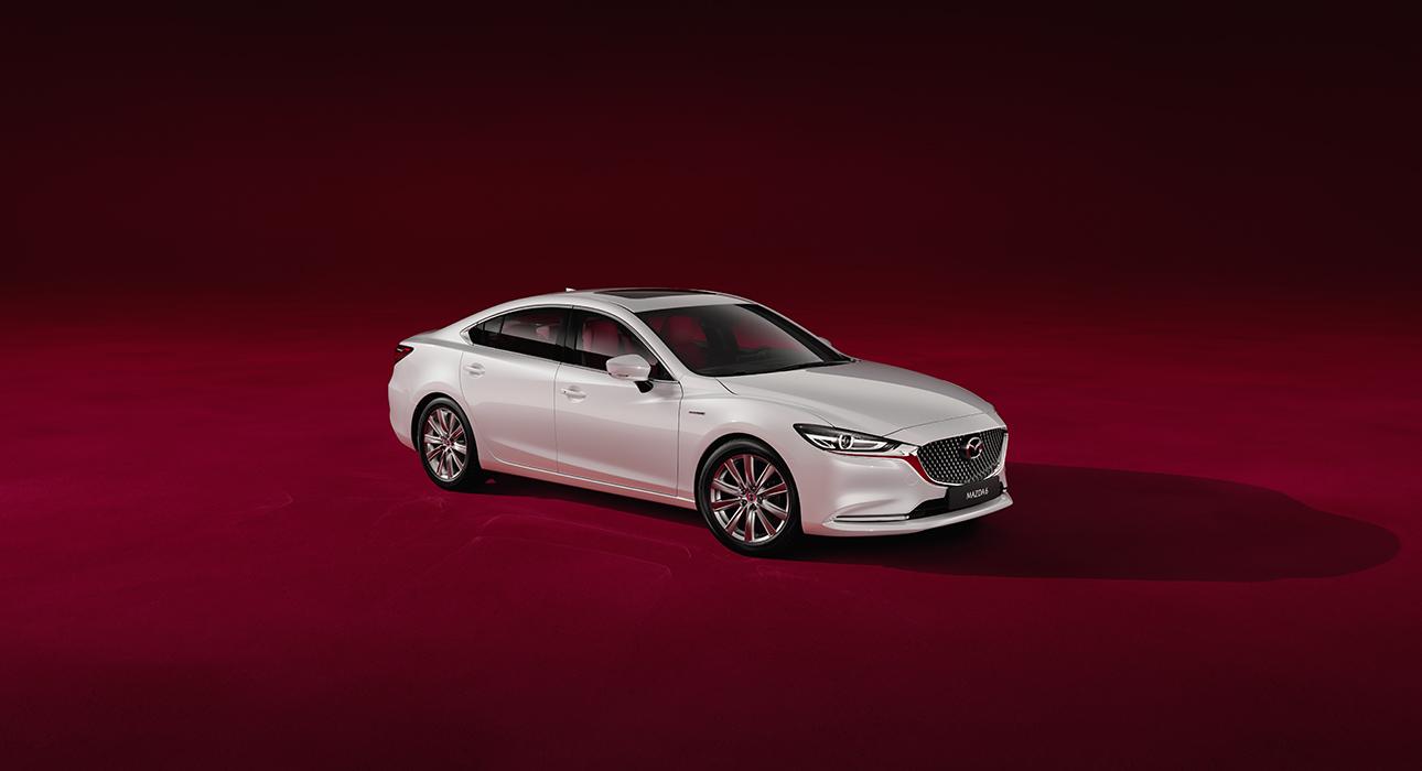Авто: обновленные модели Mazda Century Edition в честь столетия бренда