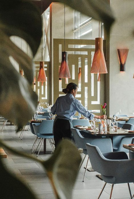 Город: в Москве в качестве эксперимента откроют «бесковидные» рестораны и бары