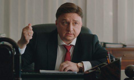 Новый фильм: «Проклятый чиновник» Сарика Андреасяна — история на злобу дня с цитатами Путина и Медведева