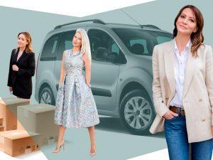Авто: Opel Combo Life — лучший помощник для красивого бизнеса