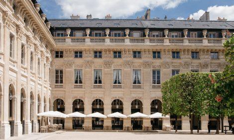 #PostaGourmet. Palais Royal Le Restaurant в парижском отеле Nolinski: новое меню и смелые планы