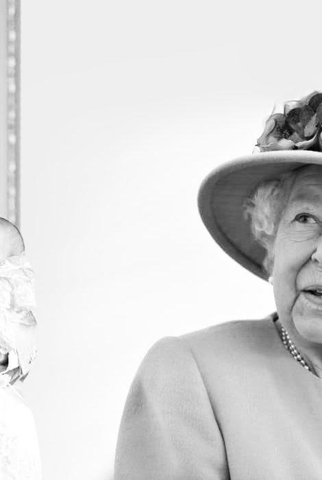 #PostaRoyals. Принц Гарри и Меган Маркл снова стали родителями