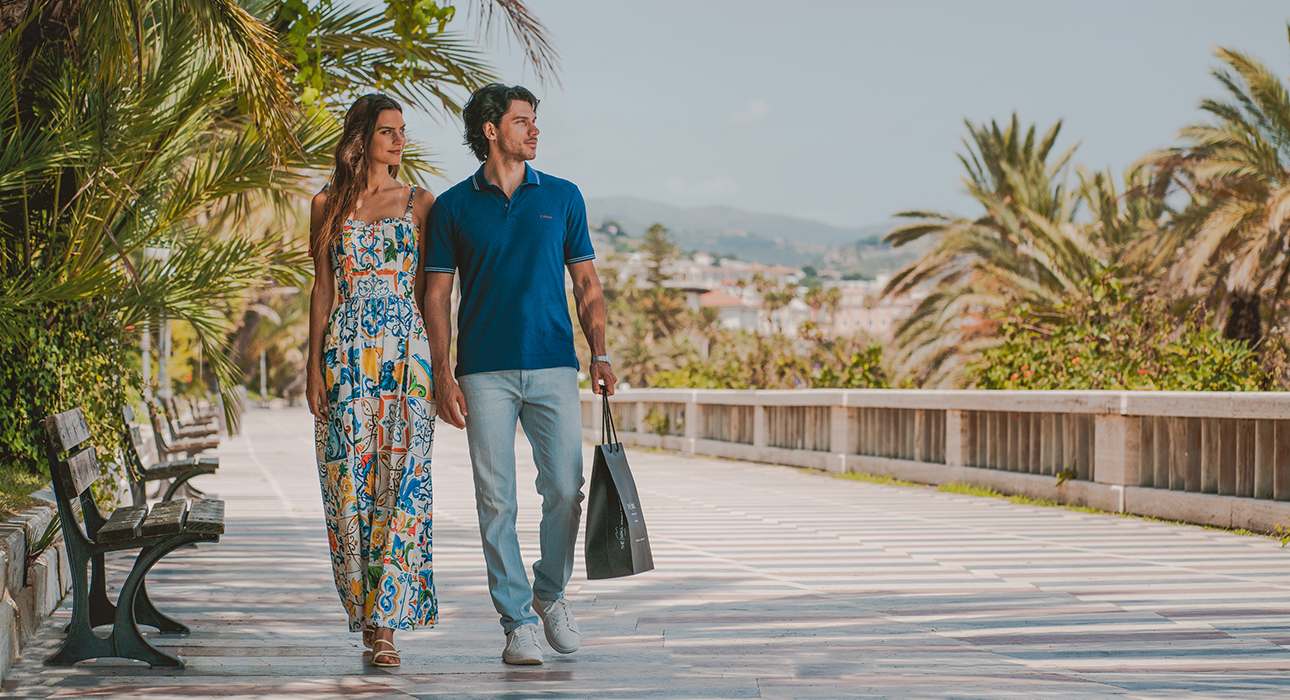 #PostaShopping: эксклюзивная программа лояльности The Mall Luxury Outlets