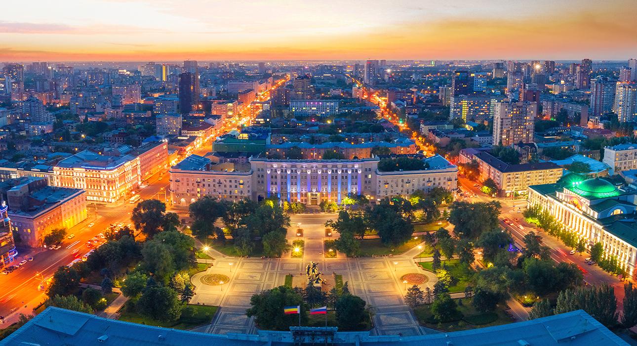 Путешествия по России: Ростов-на-Дону