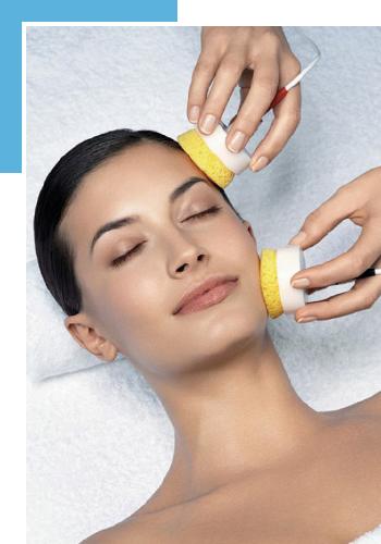 Центр здоровья и красоты «Белый Сад»: микротоковая терапия для лица