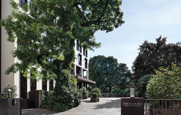Bvlgari Hotel Milano