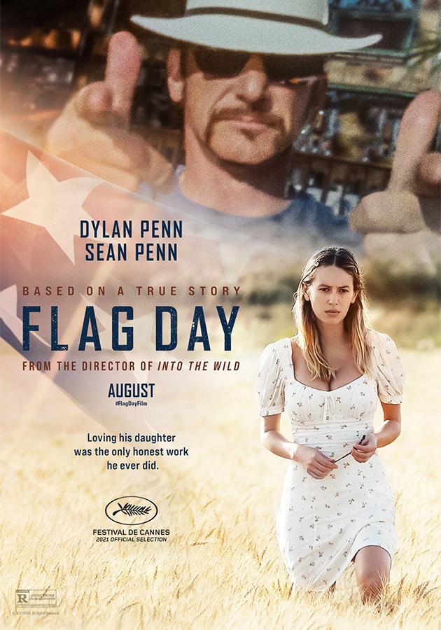 Шон Пенн и его дочь Дилан в трейлере драмы «День флага»