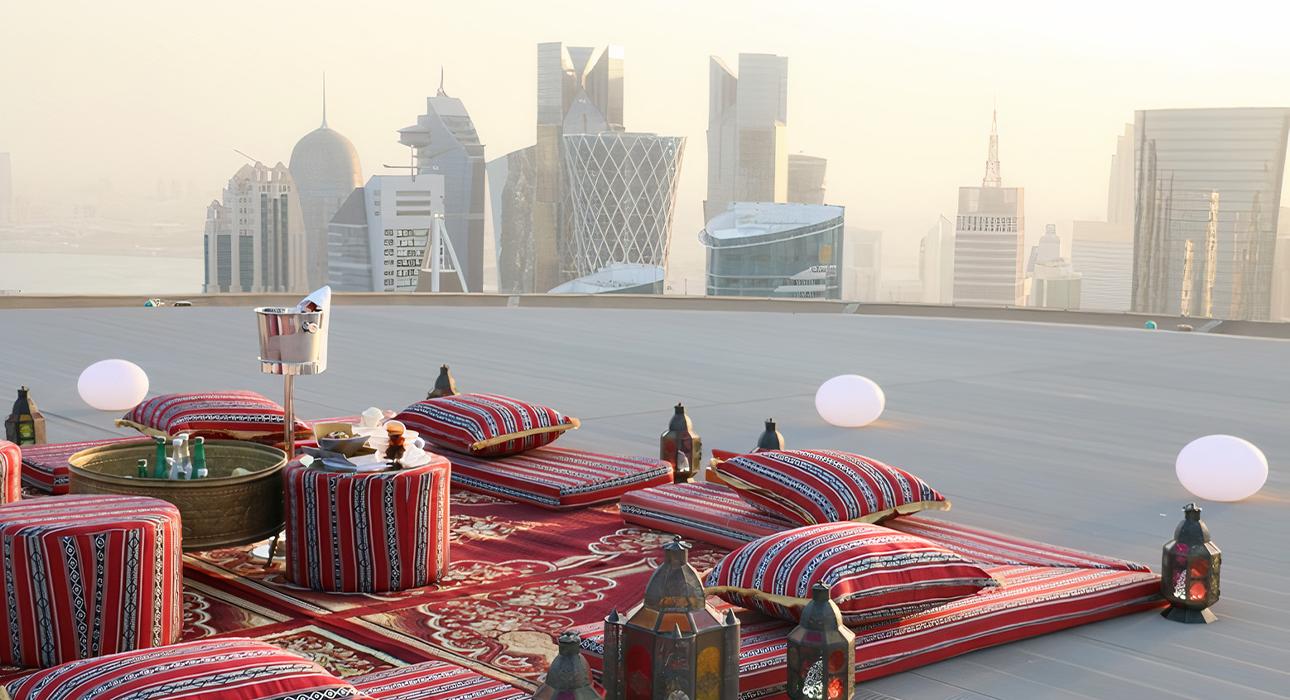 Медовый месяц в Катаре