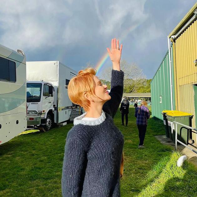 #PostaСериалы: Николь Кидман в роли Маши — хозяйки загадочного отеля