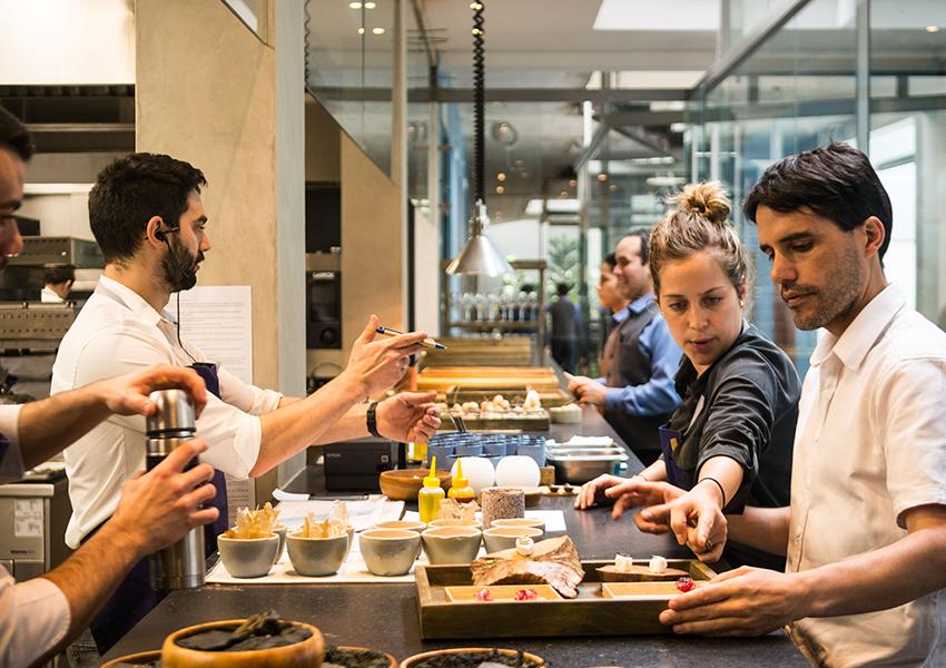 Вирхилио Мартинес открывает ресторан в Москве