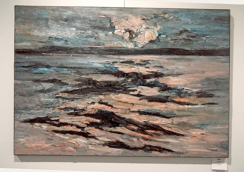 ИДКА (Ида Коэн). Море