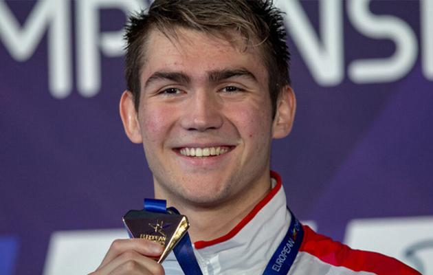 Климент Колесников поставил мировой рекорд в плавании на 50 м на спине