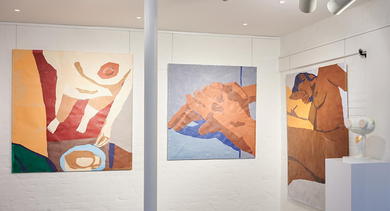 Between Realities: новая выставка Маши Руденко и день рождения Полины Аскери