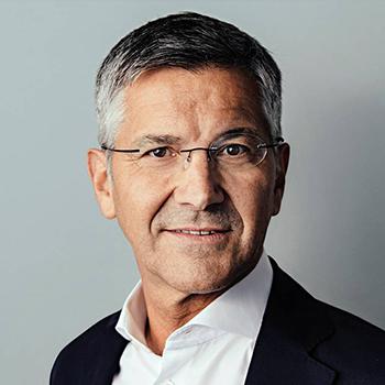 Герберт Хайнер, президент футбольного клуба «Бавария»