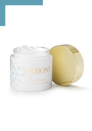 Лимитированный выпуск увлажняющей маски Valmont