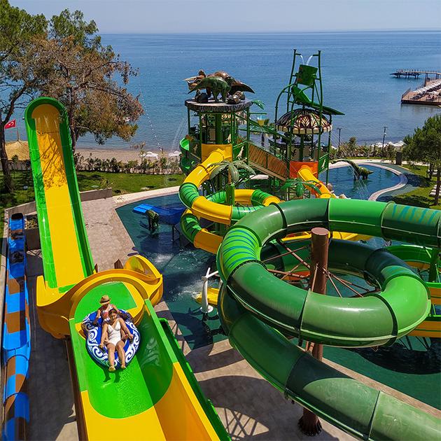 NG Phaselis Bay (Кемер, Турция)