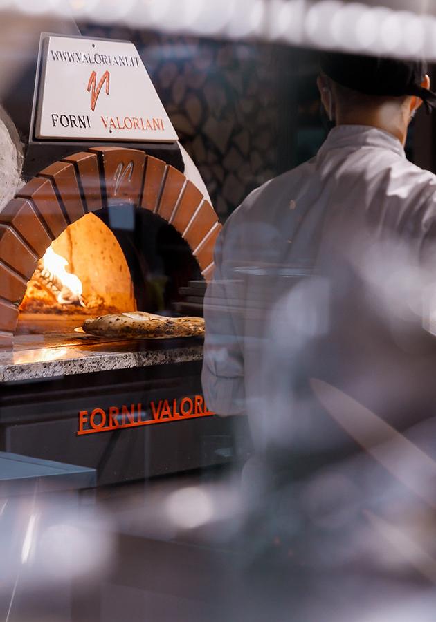 Санкт-Петербургский ресторан R14 Арама Мнацаканова вошел в рейтинг 50 Top Pizza 2021