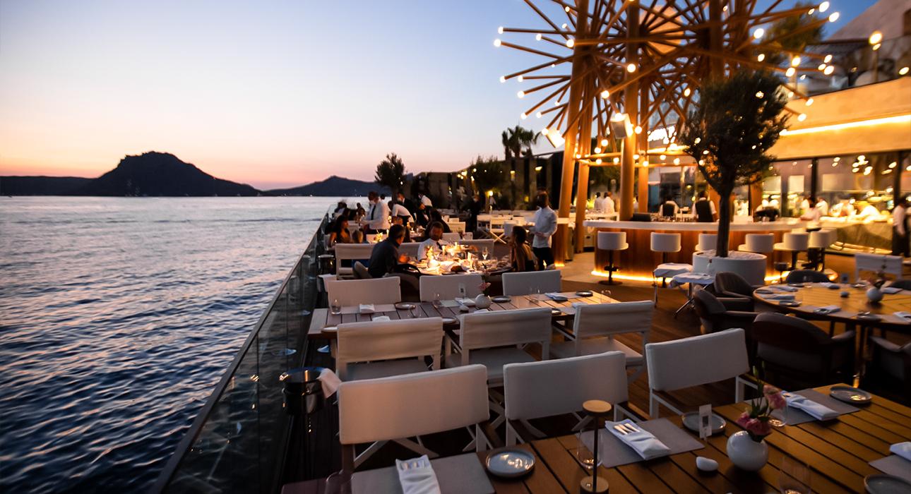 Sakhalin.Bodrum — первый рыбный ресторан White Rabbit Family в Турции