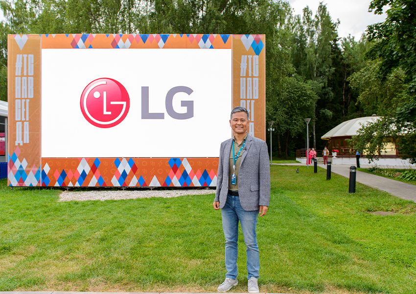 ЕнгНам Ро, президент LG Electronics в России странах СНГ